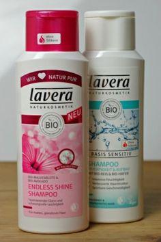 LAVERA Shampoos ohne Silikone & unnötige Chemie