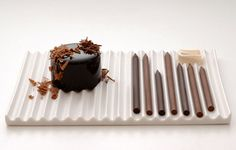 nendo chocolate pencils