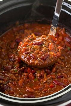 The Best Homemade Chili – 07Recipes