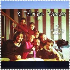 8 Tellerias Vascos