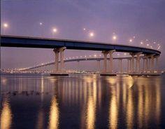 Coronado Island Bridge -- I love San Diego!