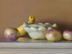 Squash and Turnips - Jeffrey T. Larson