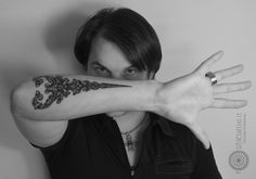hare style tattoo