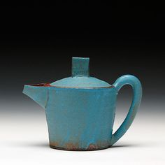 #ceramics #pottery #art - Teapot by Mike Helke