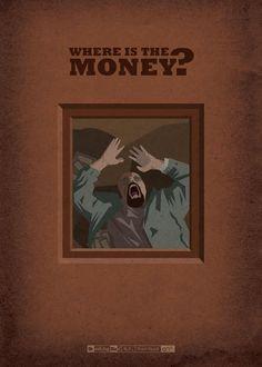 Posters de todos los episodios de Breaking Bad