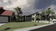This house was designed by Architects. The house is located in Waterfall Estate, Johannesburg, South Africa. The animation was done by Jestalt.