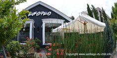 restaurant europeo in santiago de Chile