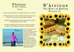 Amazon.com: D'Licious The Best of Baking: Delicious The Best of Baking eBook: Donna JC: Kindle Store