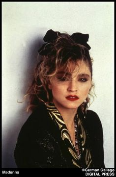 madonna 80s fashion trends