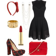 """Blair Waldorf's style"" by tulasee on Polyvore...adorbs"