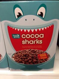 Choco sharks