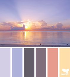 Design Seeds celebrate colors found in nature and the aesthetic of purposeful living. Scheme Color, Colour Pallette, Colour Schemes, Color Patterns, Design Seeds, Color Palette Challenge, Beach Color, Colour Board, Colour Set