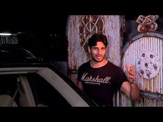 Sidharth Malhotra At Ganesh Aacharya Dance Academy For Dream Tour.