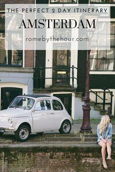 Amsterdam, Netherlands, travel guide, summer travel