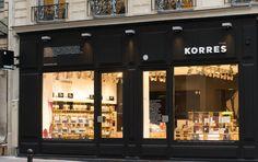 AROUND THE WORLD_Stores,paris korres