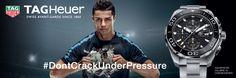 Tag Heuer Don't Crack Under Pressure