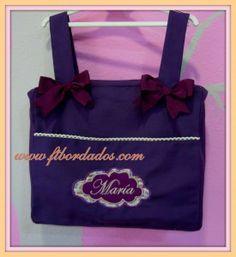 bolsa de carricoche personalizada en ft bordados