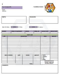 parts invoice template free service invoice template for consultants and service providers 25 free service invoice templates billing in word and excel