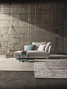Pouf / coffee #table DOMINO by MOLTENI & C. | #design Nicola Gallizia @moltenidada
