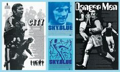 John Elvin went to Coventry in 1970 with a simple mission: to change the way football fans viewed the humble programme Football Program, Football Cards, Coventry City, Best Seasons, Everton Fc, Football Design, West Bromwich, Football Stadiums, Weird Pictures