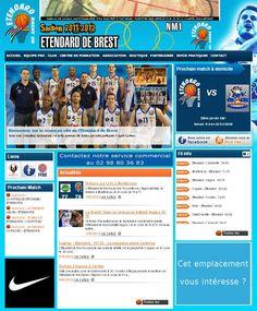Etendart de Brest - club de basket à Brest
