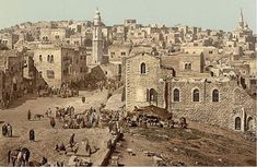 ancient holy places | Bethlehem Ancient Holy Land pictures & Photos:
