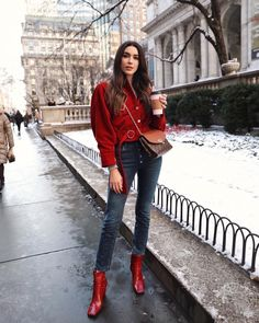 15 Cool and Casual Christmas Party Outfits Winter Outfits Women, Fall Outfits, Fashion Outfits, Womens Fashion, Christmas Party Outfits Casual, Classy Outfits, Pretty Outfits, Pretty Clothes, Inspiration Mode