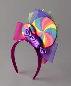 Candy Fairy Headband for Girls