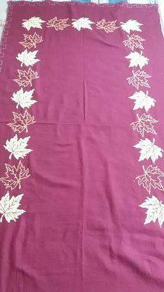 Cross Stitch Borders, Cross Stitch Rose, Cross Stitch Patterns, Embroidery Art, Cross Stitch Embroidery, Crochet Drawstring Bag, Bargello, S Models, Fabric Flowers