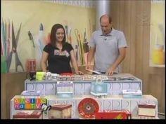 Ateliê na Tv - Tv Gazeta - 03-12-12 - Marisa Magalhães