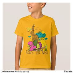 Little Monster Mash T-Shirt