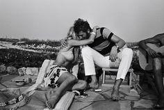 Brigitte Bardot & Johnny Hallyday