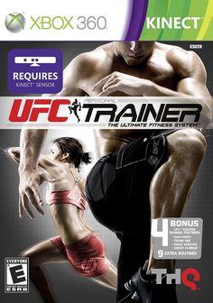 UFC Personal Trainer: Neu für Xbox 360 Kinect und Playstation Move   Sports Insider Magazin