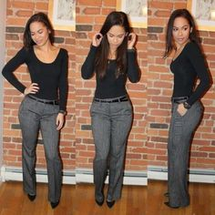 62 Casual Interview Outfits Ideas For Ladies, When you purchase clothes, don't buy too apparel which are too tight or too significant. Until you obtain clothes that fit on your entire body, you ha...