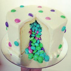 Our speciality piñata cake