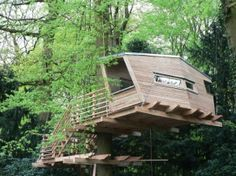 Amazing Snaps: Fantastic tree house - Baumraum | See more