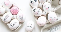 Easter DIY - crafts to keep the kids busy all Easter long weekend!