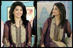 Sanam Jung dress from Jago Pakistan Jago