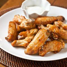 Air-Fried Hot Wings