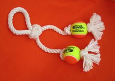 Damien's Tug with Friends Cotton Rope Dog by DamiensBestDogToys, $8.00