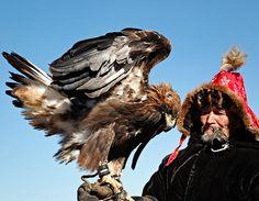The Eagle Hunter by hildehaab, via Flickr