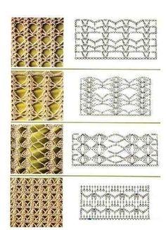 1000 Images About Crochet 3 On Pinterest Drops Design