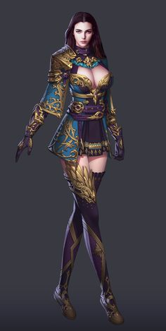 ArtStation - Ornament, Yuanxin Bai