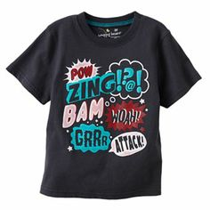 Jumping Beans Zing Tee - Toddler 3t
