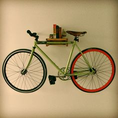 Urban City Bike Shelf