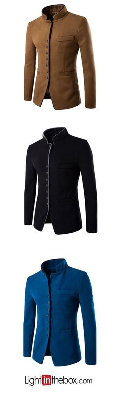 Men's Long Sleeve Jacket