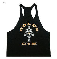 Gold's Gym Tank Top (Black)
