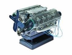 Build Your Own V8 Engine