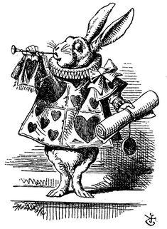 Confira 14 ilustrações originais do livro Alice no País das Maravilhas | Blog do Ben OliveiraArte: John Tenniel, 1865.
