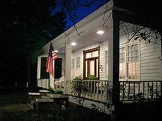 "The Grove, Jefferson, Texas -  Called ""The most haunted home in the most haunted city in Texas."" There are footsteps heard in the house, but no one can be found to account for the phantom steps and apparitions ranging from a lady in a white dress to a man in the garden have become commonplace on the property."